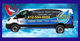 Minneapolis Water Damage Specialist 24/7